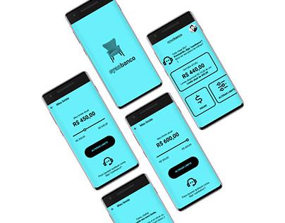 UX UI, Prototype, Research... [Cyan Banco]