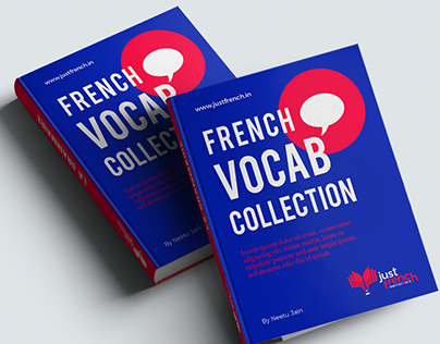 Just French Institute - Print Design Exploration