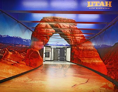 Montgomery Tunnel Installation | Utah Office of Tourism