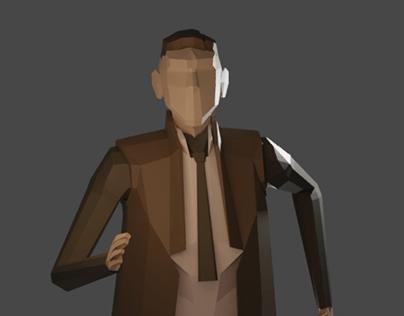 Running Detective