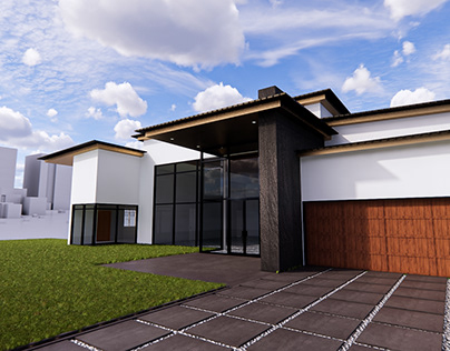 Contemporary Residence 1