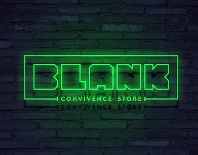 Blank CS - Brand Identity
