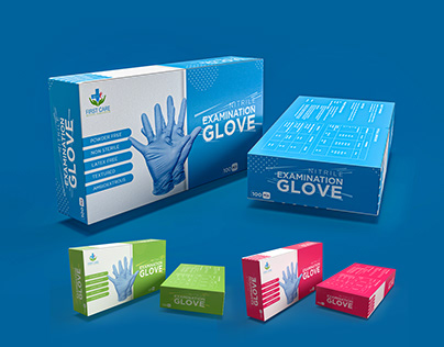 Glove Box Packaging Design   package_byte