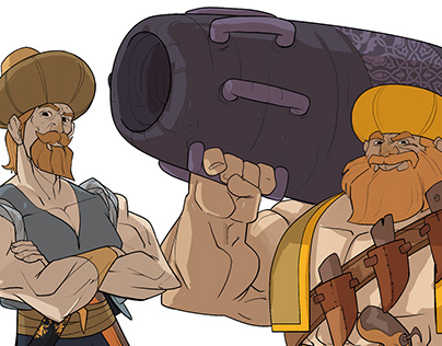 Barbaros brothers