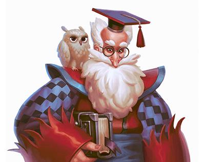 Old sage