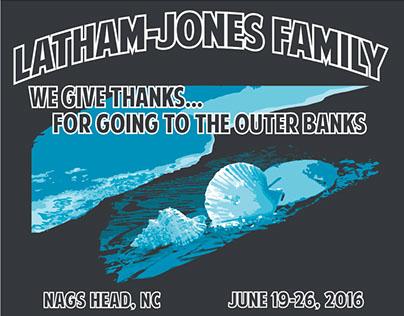 Latham - Jones Family Vacation
