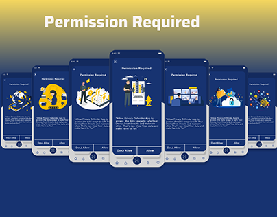 Permission Required Ui Ux