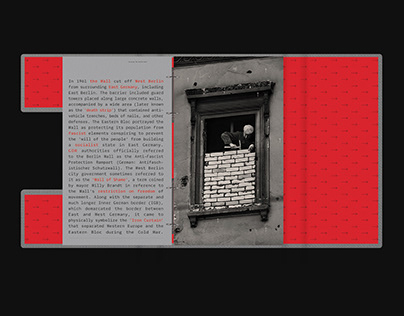 Escaping the Berlin Wall - ISTD 2020
