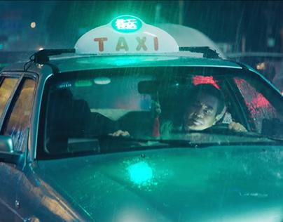 Lufthansa China - Cab Driver