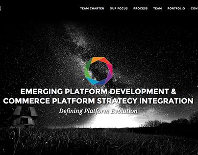 QVC Emerging Platform Development Website Design
