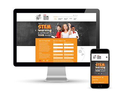 Citgo | Responsive STEM Education Sweepstakes Website