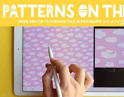 Patterns on the Go – Skillshare Class