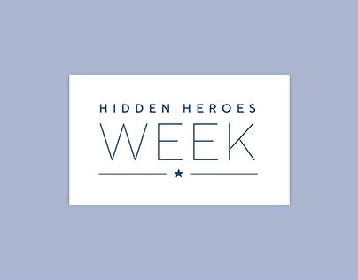 Hidden Heroes Week.