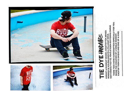BDPST - HERO FOR A DAY (Capsule collection '15 Spring)