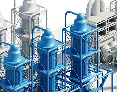 Set of 3D images