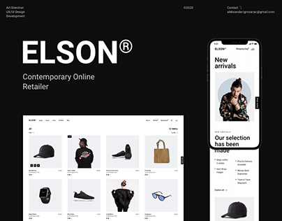 Elson® - eCommerce