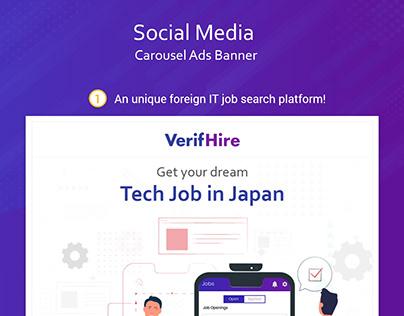 Verifhire - Social Media Ads