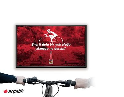 Arçelik- VR Bisiklet Projesi