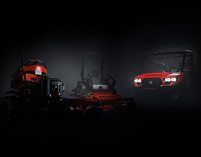 Gravely New Product Teasers