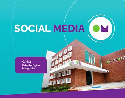 Social Media - OdontoMaster