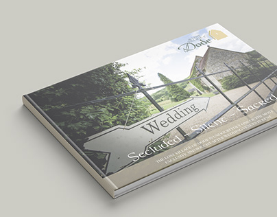 'The Lost Village of Dode' Wedding Brochure