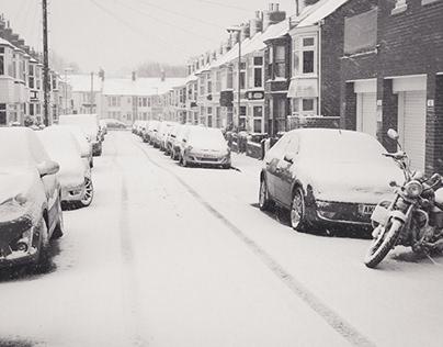 Dorset in Snow