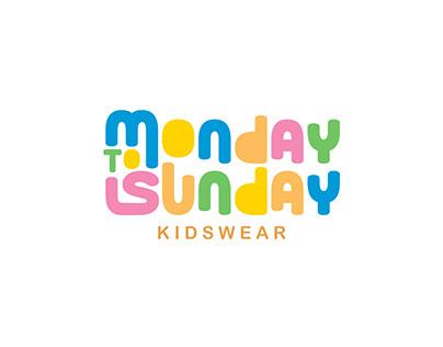 Monday to Sunday Logo