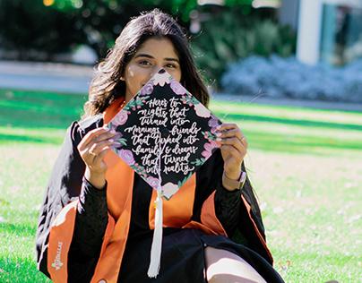 College Graduation Photos (UT Dallas)