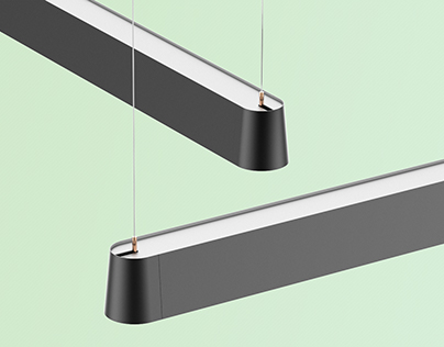 betsy - a linear suspended indoor luminaire