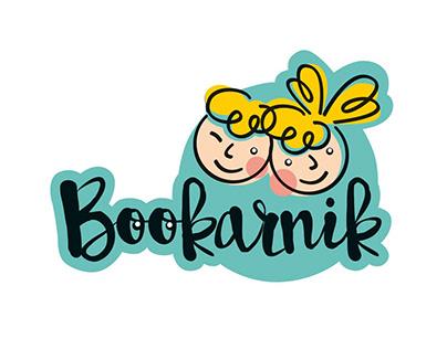 Projekt logo księgarni dziecięcej