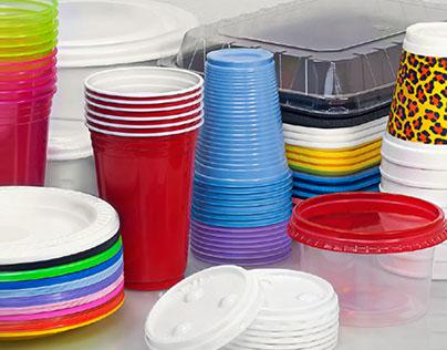 Embalagens e produtos termoformados