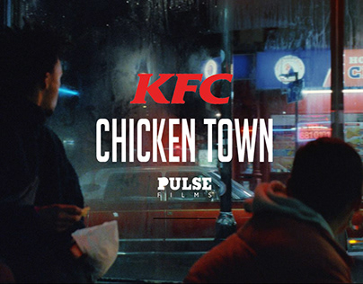 KFC COMMERCIAL - PROPS GRAPHICS