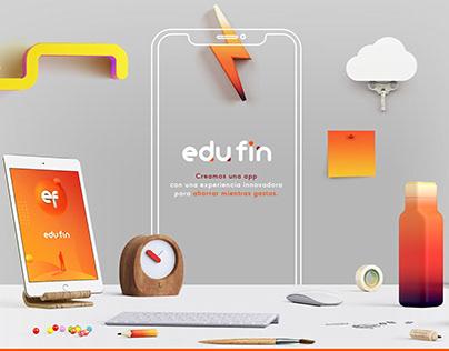 EduFin App | Diseño UI y Análisis UX para NARANJA