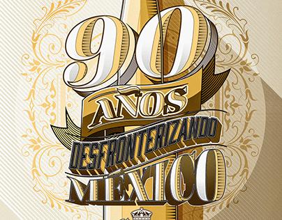 CORONA 90 AÑOS / LEO BURNETT (PROPUESTA)