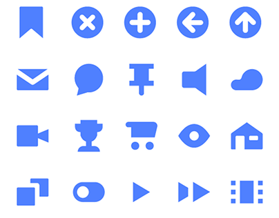 Micro eCommerce Icon Set [SVG+AI]