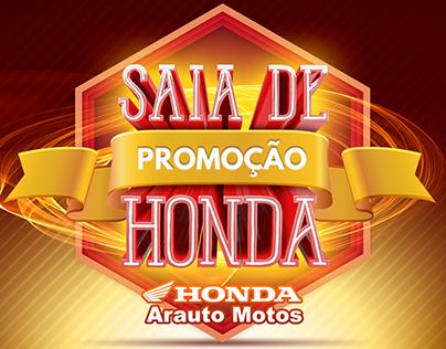 Saia de Honda // OUTDOOR