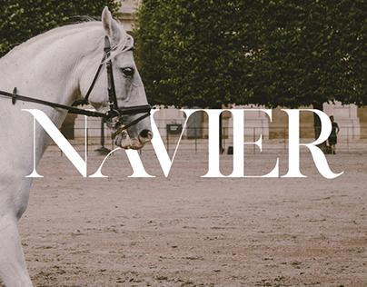 Navier - Equestrian brand