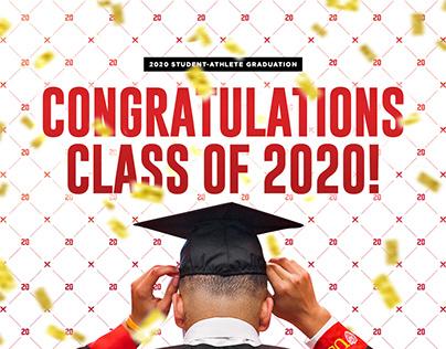 2020 USC Student-Athlete Virtual Graduation