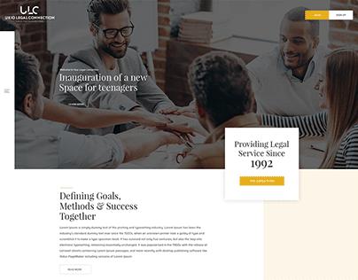 ULC - Website Design