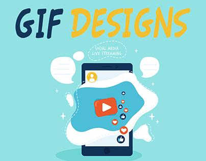 GIF DESIGNS