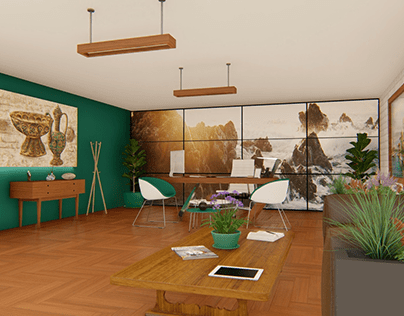 Office Concept Design