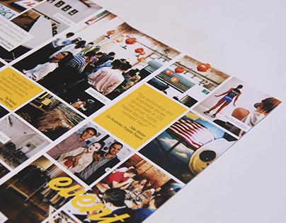 Little Tokyo Two | Tri-fold Brochure