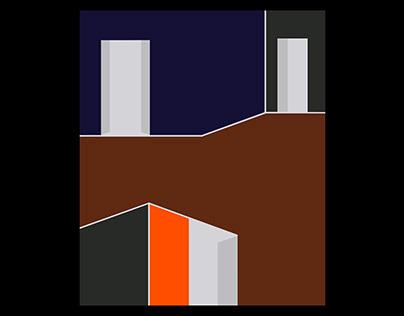 Intérieurs | illustration