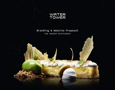 Water Tower Branding & Website Proposal
