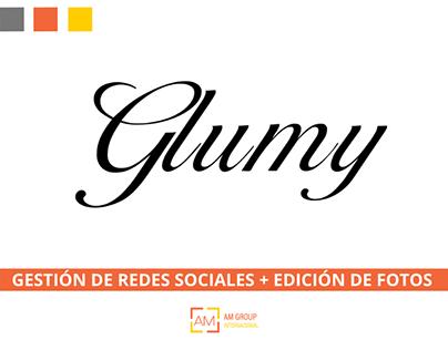 GLUMY RESTÓ - RRSS + EDICIÓN DE FOTOS