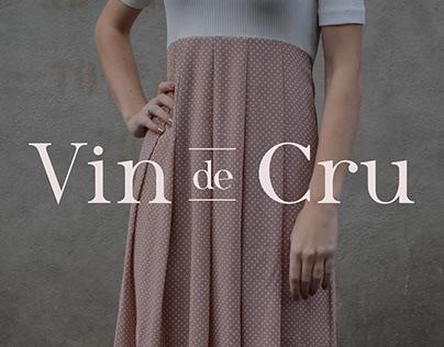 Vin de Cru | Branding