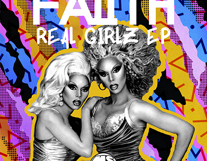 FAIITH Album Art   Real Girlz