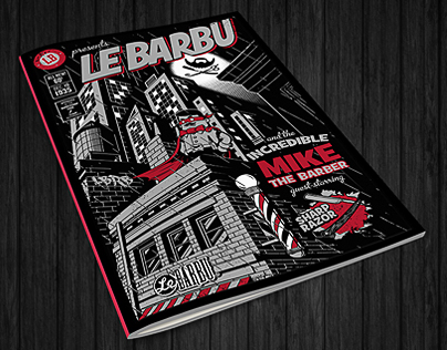 Le Barbu - Incredible Mike