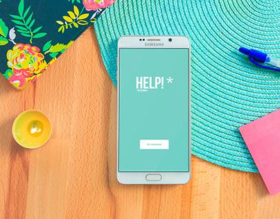 HELP!* | Application
