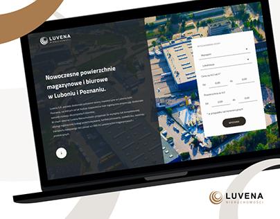 Luvena Nieruchomości | Website